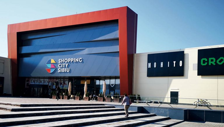 Shopping City Sibiu