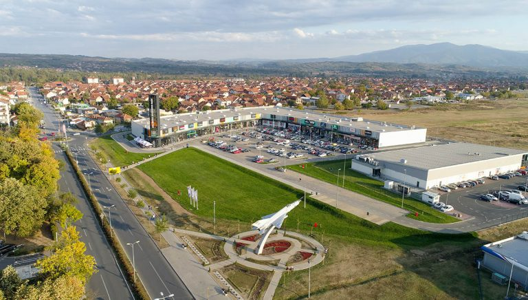 Krusevac Shopping Park Serbia