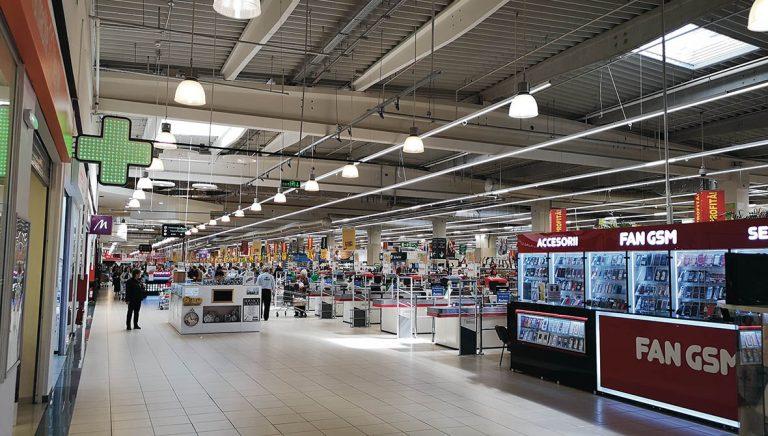 Auchan Titan Bucharest<br>Auchan Sibiu
