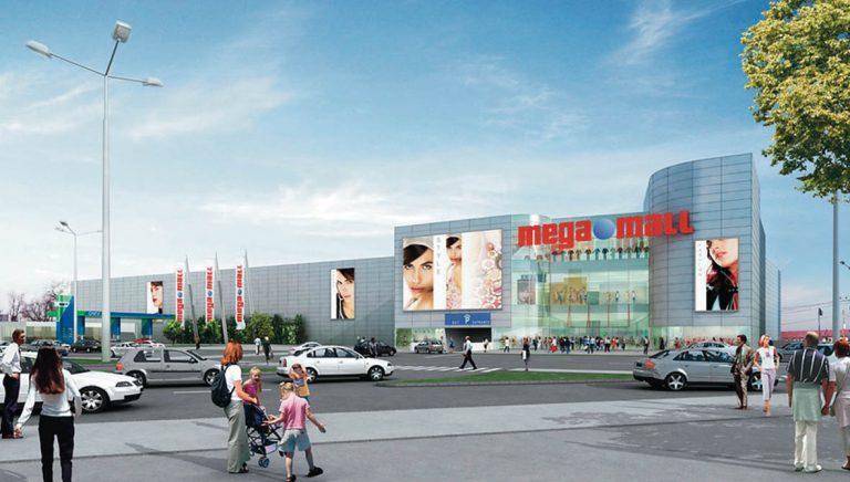Mega Mall Târgu Mureș<br>Mega Mall Focșani<br>Mega Mall Satu Mare