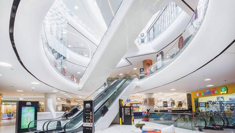Mega Mall Bucharest
