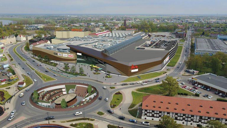 Nova Park Mall Gorzow Wielkopolski Poland