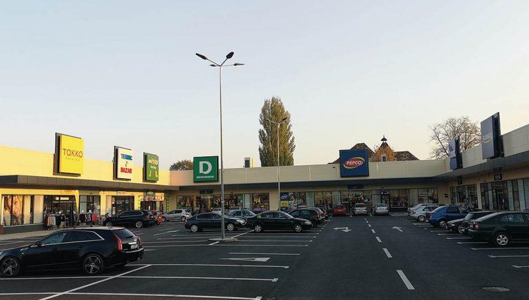 Râmnicu Sărat Value Centre<br>Făgăraș Value Centre<br>Târgu Secuiesc Value Centre<br>Gheorghieni Value Centre<br>Sebeș Value Centre