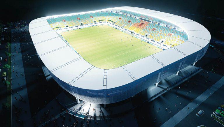 Bacău Arena Stadium