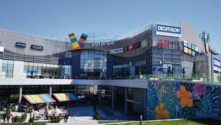 Veranda Mall Bucharest