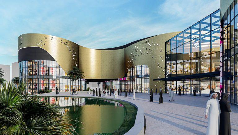 Shopping Mall Duqm Oman