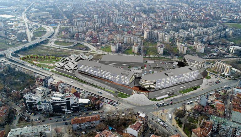 Shopping City Plovdiv Bulgaria
