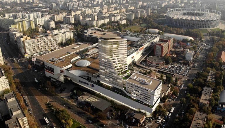 Multifunctional Complex Mega Mall Bucharest
