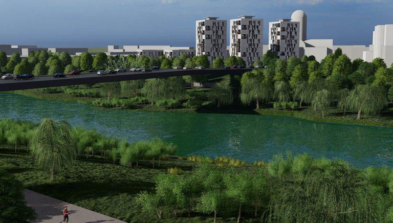 Residential Complex Satu Mare