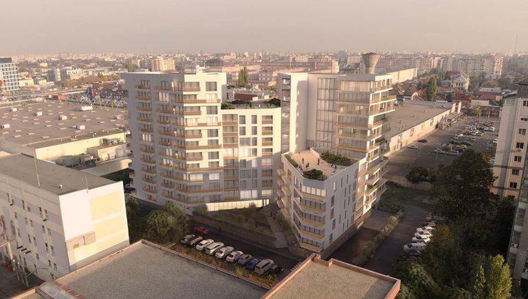Residential Complex Vulcan Bucharest