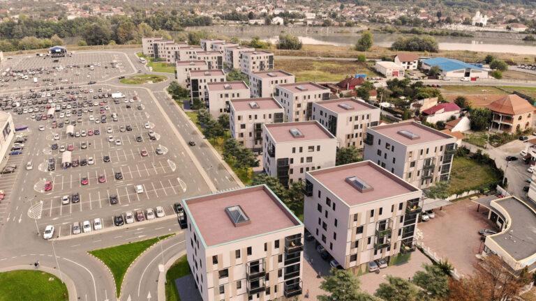 Residential Complex Râmnicu Vâlcea
