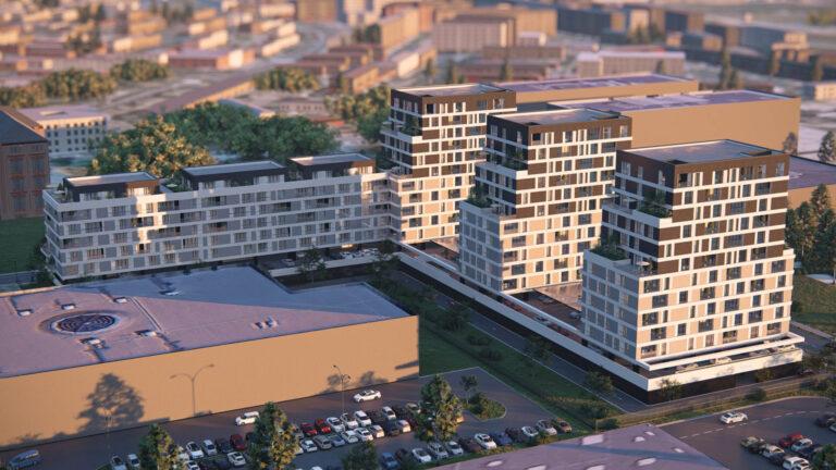 Residential Complex Brasov